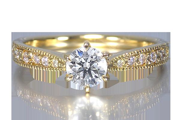 婚約指輪 ミル