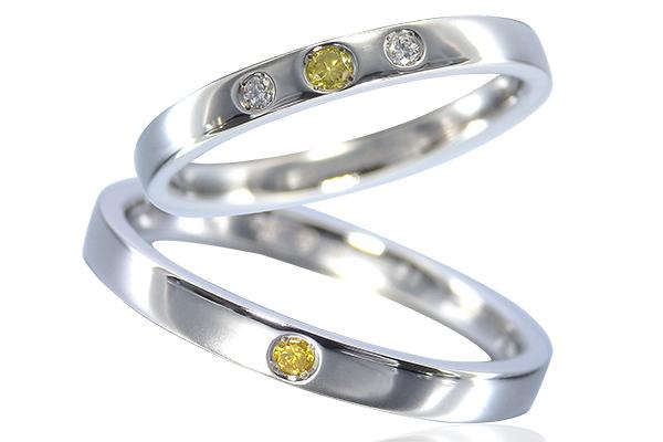 セミオーダーの結婚指輪