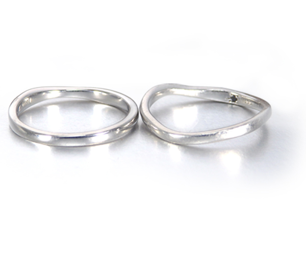 指輪の変形